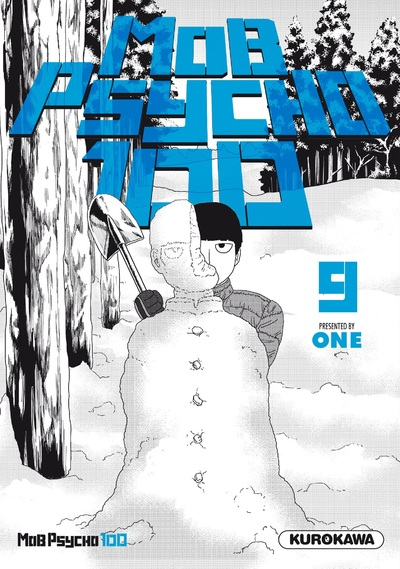 MOB PSYCHO 100 - TOME 9