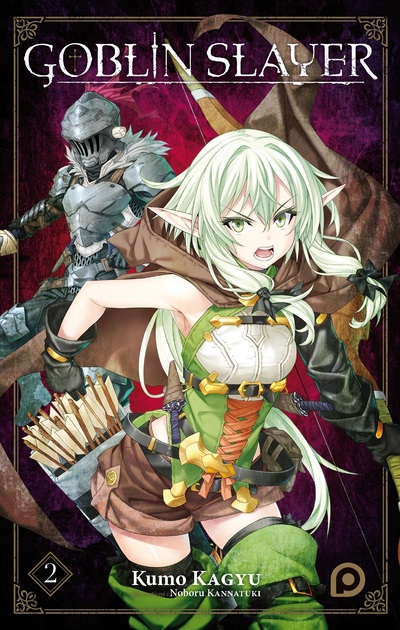 GOBLIN SLAYER - TOME 2 (NOVEL)