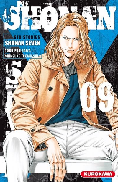 SHONAN SEVEN - TOME 9