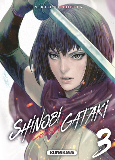 SHINOBI GATAKI - TOME 3