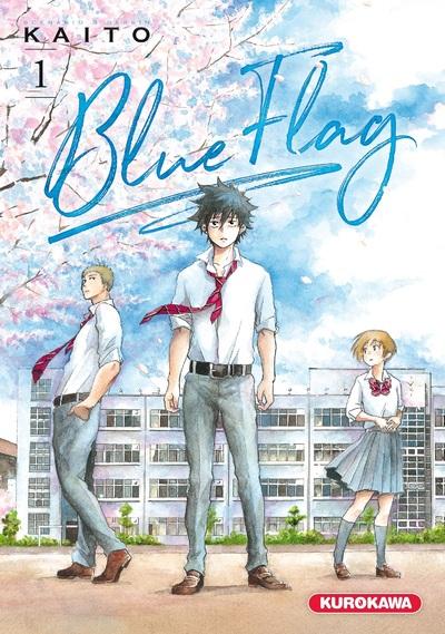 BLUE FLAG - TOME 1