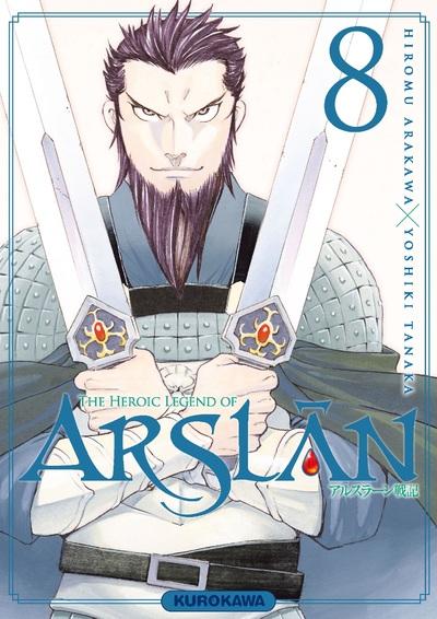 ARSLAN - TOME 8