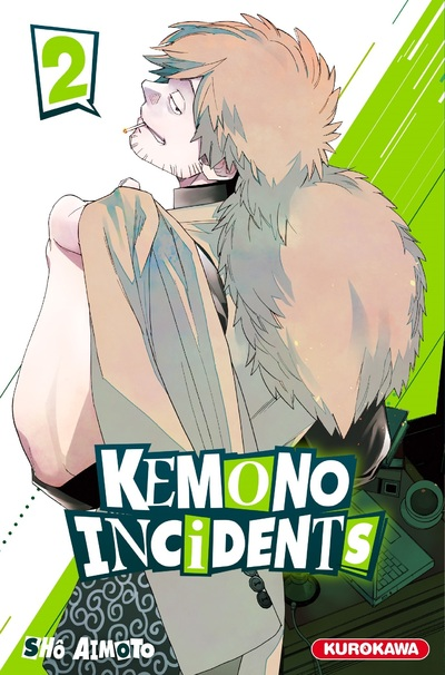KEMONO INCIDENTS - TOME 2