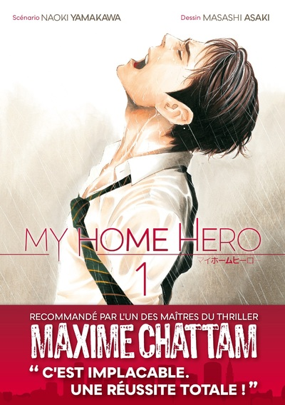 MY HOME HERO - TOME 1