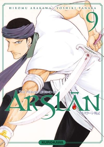 ARSLAN - TOME 9