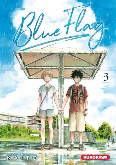 BLUE FLAG - TOME 3