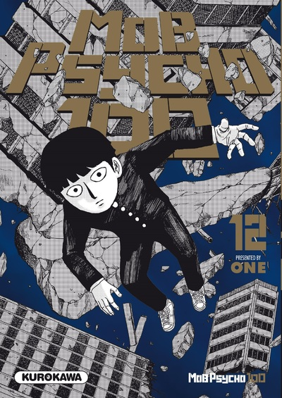 MOB PSYCHO 100 - TOME 12