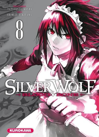 SILVER WOLF - BLOOD BONE - TOME 8