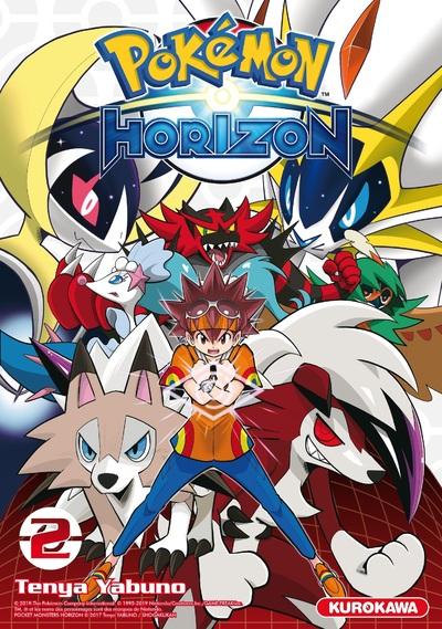 POKEMON HORIZON - TOME 2