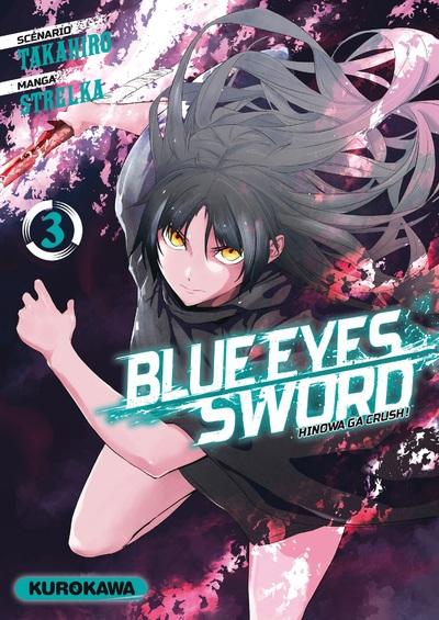 BLUE EYES SWORD - TOME 3