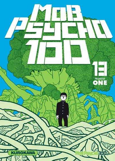 MOB PSYCHO 100 - TOME 13
