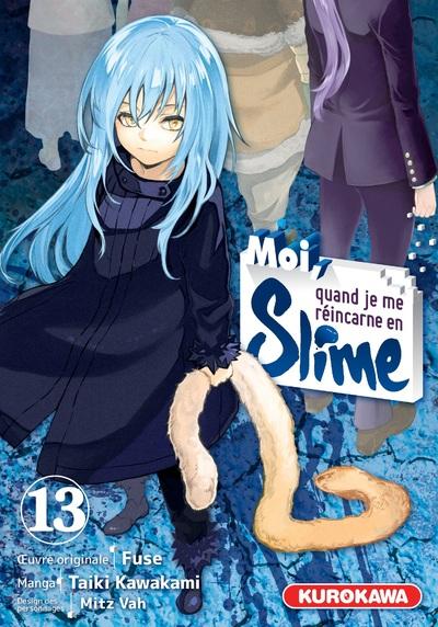 MOI, QUAND JE ME REINCARNE EN SLIME - TOME 13