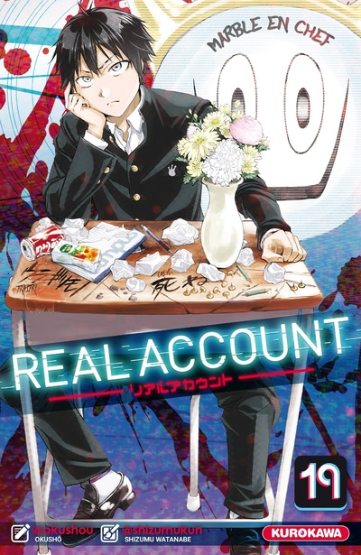 REAL ACCOUNT - TOME 19