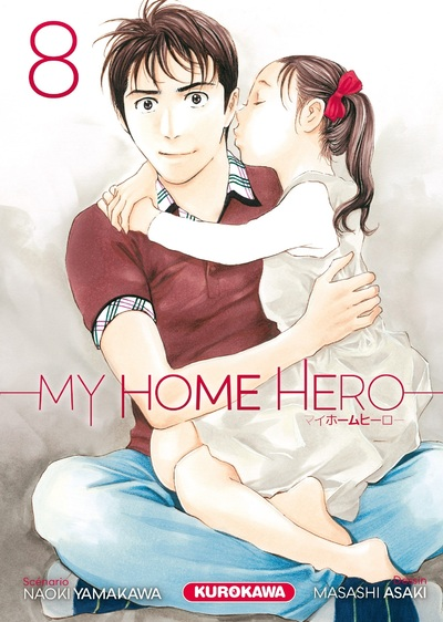 MY HOME HERO - TOME 8