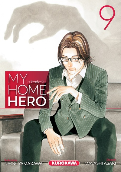 MY HOME HERO - TOME 9