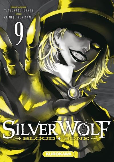 SILVER WOLF - BLOOD BONE - TOME 9