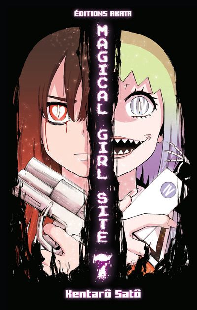 MAGICAL GIRL SITE - TOME 7