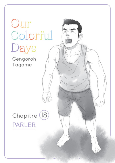OUR COLORFUL DAYS - CHAPITRE 18