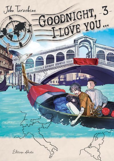 GOODNIGHT, I LOVE YOU - TOME 3