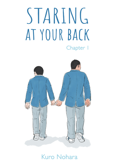 STARING AT YOUR BACK - CHAPTER 1 (ENGLISH VERSION)