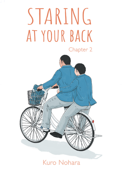 STARING AT YOUR BACK - CHAPTER 2 (ENGLISH VERSION)