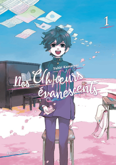 NOS C(H)OEURS EVANESCENTS - TOME 1