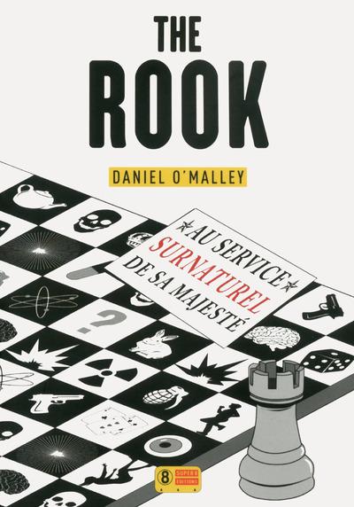 THE ROOK - AU SERVIE SURNATUREL DE SA MAJESTE 1