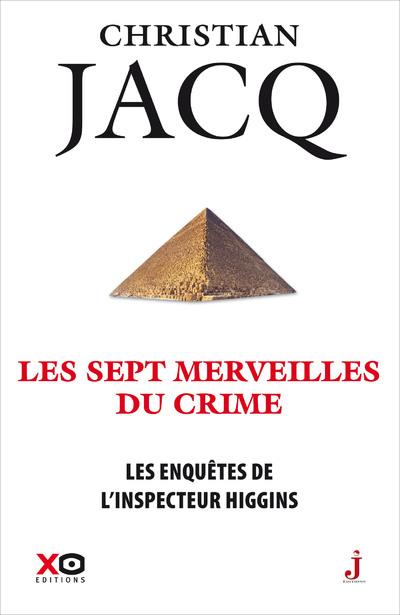 LES ENQUETES DE L'INSPECTEUR HIGGINS - TOME 34 LESSEPT MERVEILLES DU CRIME