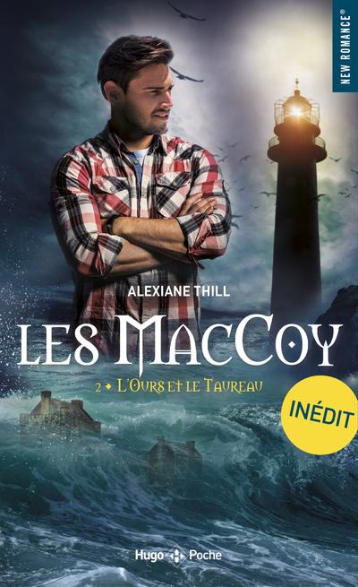 LES MACCOY - TOME 2 L'OURS ET LE TAUREAU
