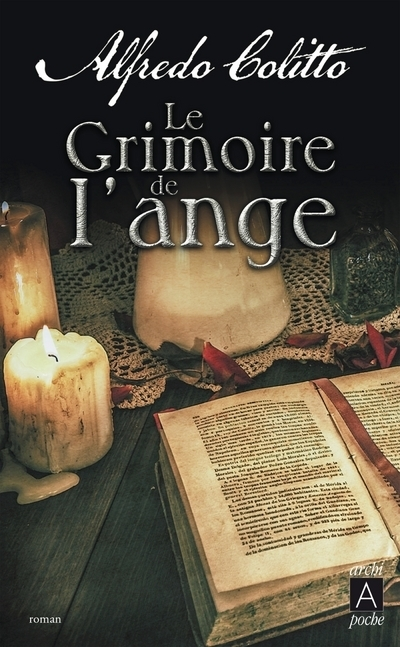 LE GRIMOIRE DE L'ANGE
