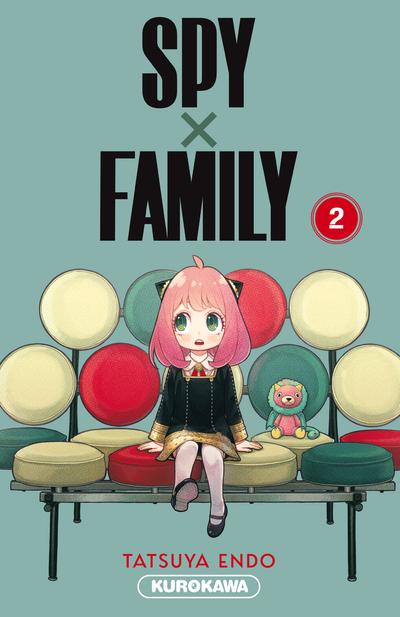 SPY X FAMILY - TOME 2