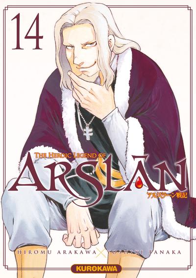 ARSLAN - TOME 14