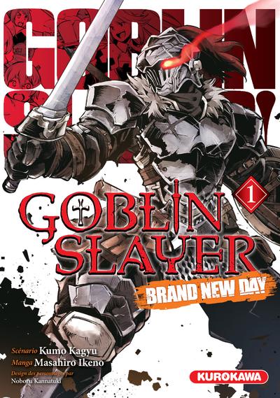 GOBLIN SLAYER BRAND NEW DAY - TOME 1
