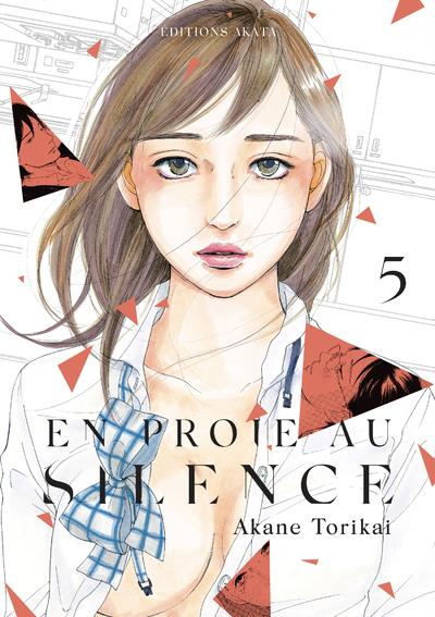 EN PROIE AU SILENCE - TOME 5