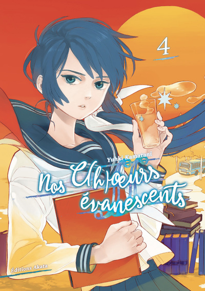 NOS C(H)OEURS EVANESCENTS - TOME 4