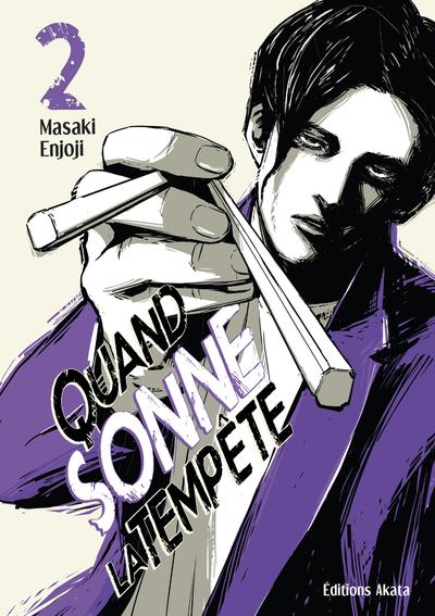 QUAND SONNE LA TEMPETE - TOME 2