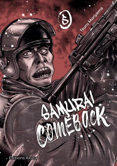 SAMURAI COMEBACK - TOME 5
