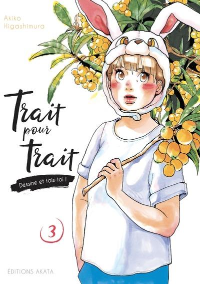 TRAIT POUR TRAIT - TOME 3