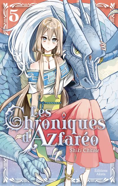 LES CHRONIQUES D'AZFAREO - TOME 5