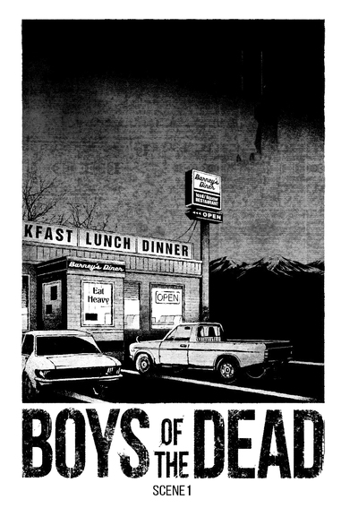 BOYS OF THE DEAD - CHAPITRE 1