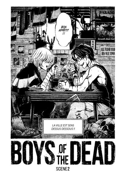 BOYS OF THE DEAD - CHAPITRE 2