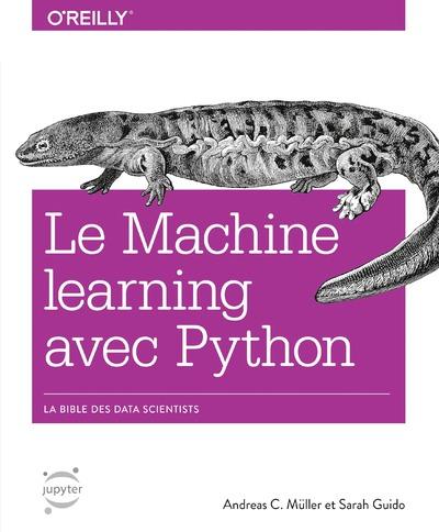 LE MACHINE LEARNING AVEC PYTHON