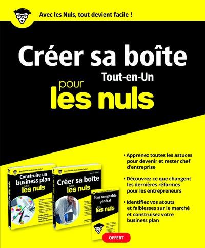 CREER SA BOITE TOUT-EN-UN POUR LES NULS