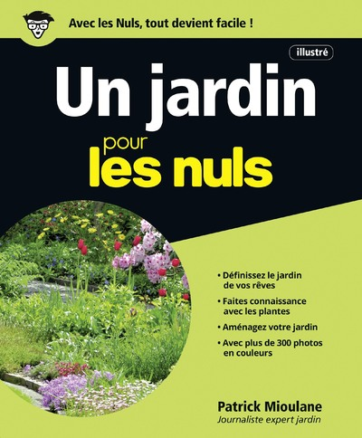 UN JARDIN POUR LES NULS, 2E
