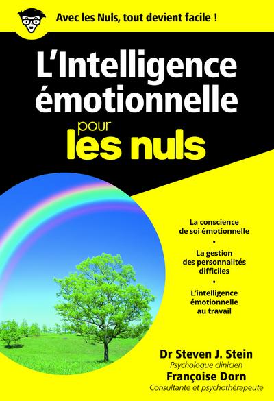 L'INTELLIGENCE EMOTIONNELLE POUR LES NULS POCHE