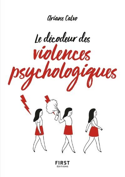 PETIT LIVRE DE - DECODEUR DES VIOLENCES PSYCHOLOGIQUES