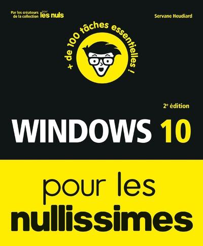 WINDOWS 10 POUR LES NULLISSIMES