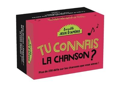 LES PETITS JEUX D'APERO - TU CONNAIS LA CHANSON ?