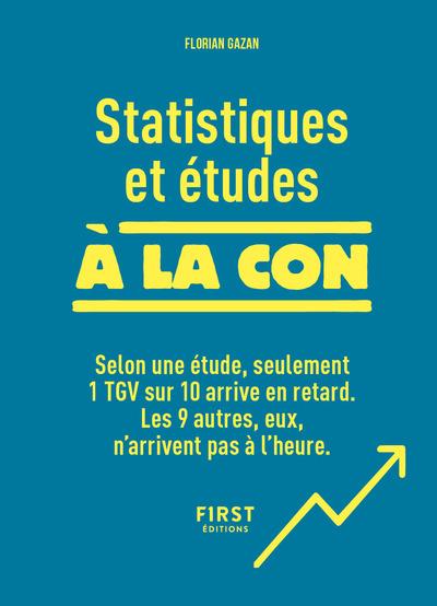 STATISTIQUES ET ETUDES A LA CON