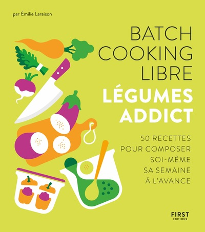 BATCH COOKING LIBRE - LEGUMES ADDICT
